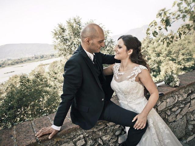 Il matrimonio di Andrea e Chiara a Brugherio, Monza e Brianza 139