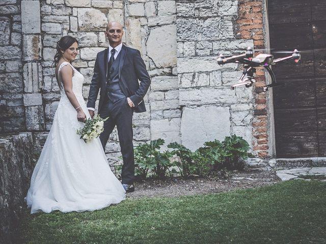 Il matrimonio di Andrea e Chiara a Brugherio, Monza e Brianza 141