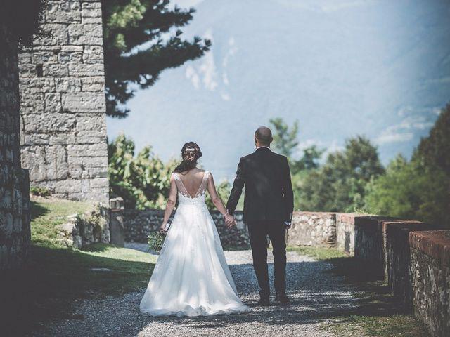 Il matrimonio di Andrea e Chiara a Brugherio, Monza e Brianza 145