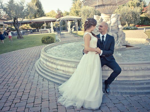 Il matrimonio di Andrea e Chiara a Brugherio, Monza e Brianza 147