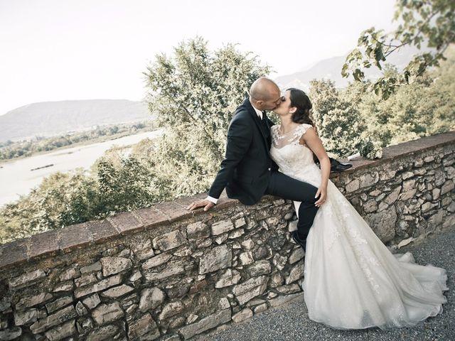 Il matrimonio di Andrea e Chiara a Brugherio, Monza e Brianza 150