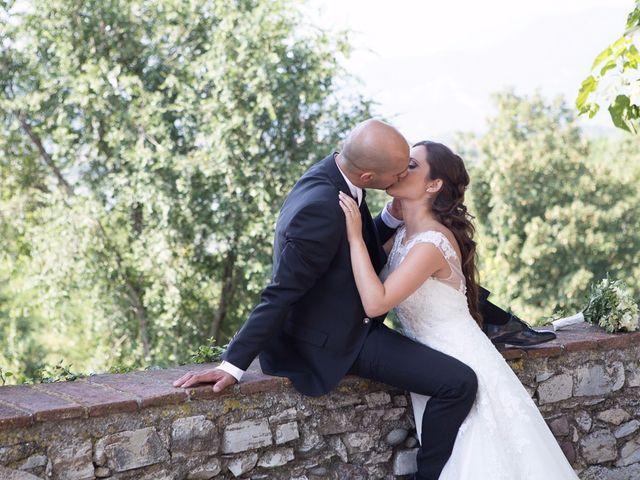 Il matrimonio di Andrea e Chiara a Brugherio, Monza e Brianza 151