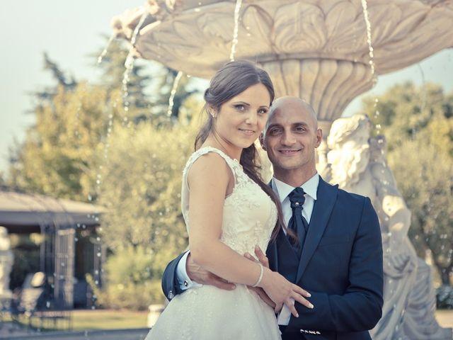 Il matrimonio di Andrea e Chiara a Brugherio, Monza e Brianza 152