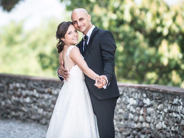Il matrimonio di Andrea e Chiara a Brugherio, Monza e Brianza 161