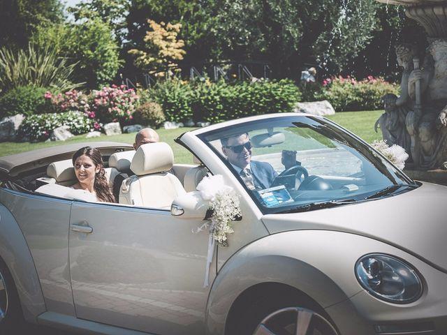 Il matrimonio di Andrea e Chiara a Brugherio, Monza e Brianza 163