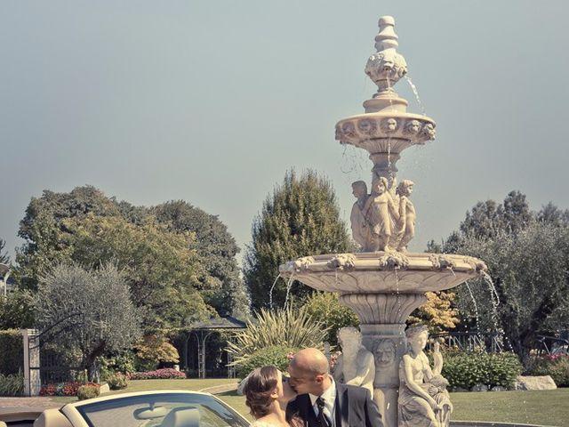 Il matrimonio di Andrea e Chiara a Brugherio, Monza e Brianza 166