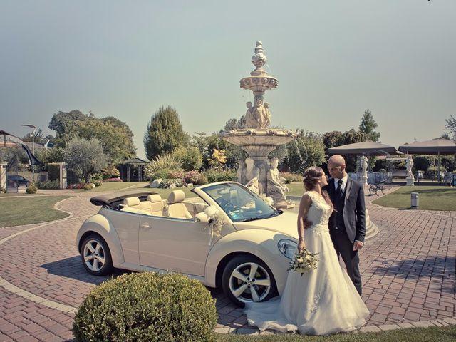 Il matrimonio di Andrea e Chiara a Brugherio, Monza e Brianza 167