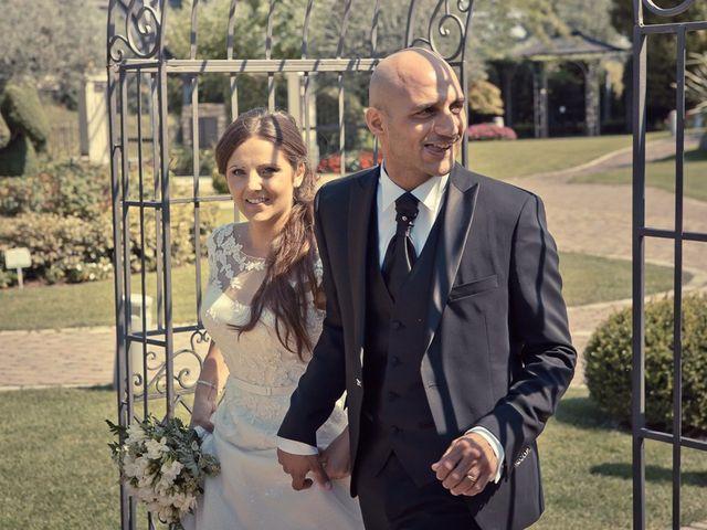 Il matrimonio di Andrea e Chiara a Brugherio, Monza e Brianza 168