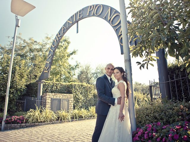 Il matrimonio di Andrea e Chiara a Brugherio, Monza e Brianza 181