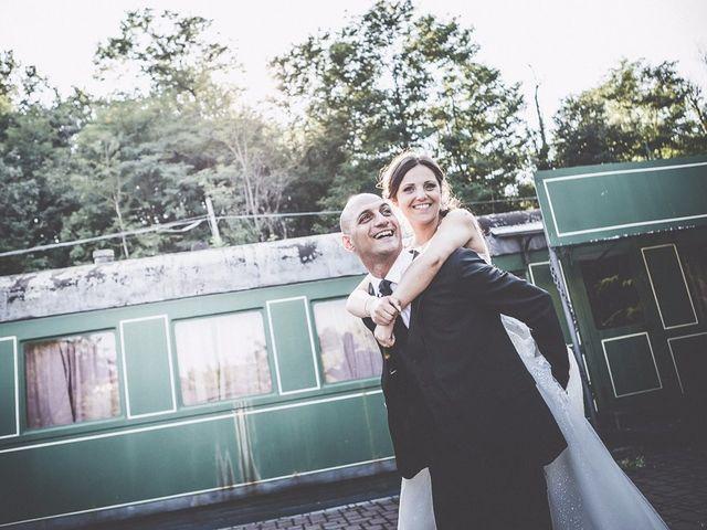 Il matrimonio di Andrea e Chiara a Brugherio, Monza e Brianza 2