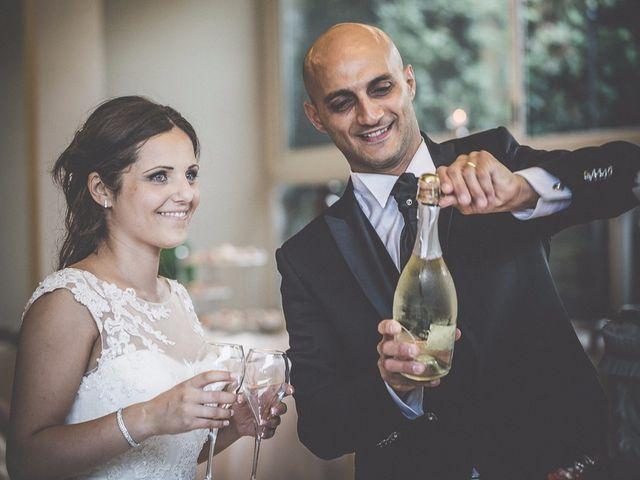 Il matrimonio di Andrea e Chiara a Brugherio, Monza e Brianza 201