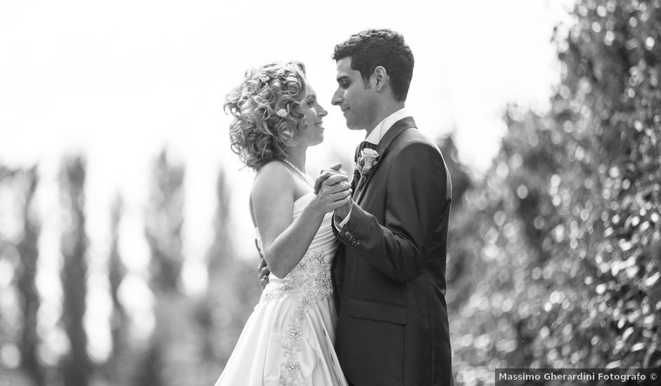 Il matrimonio di Claudio e Annarita a Sassuolo, Modena