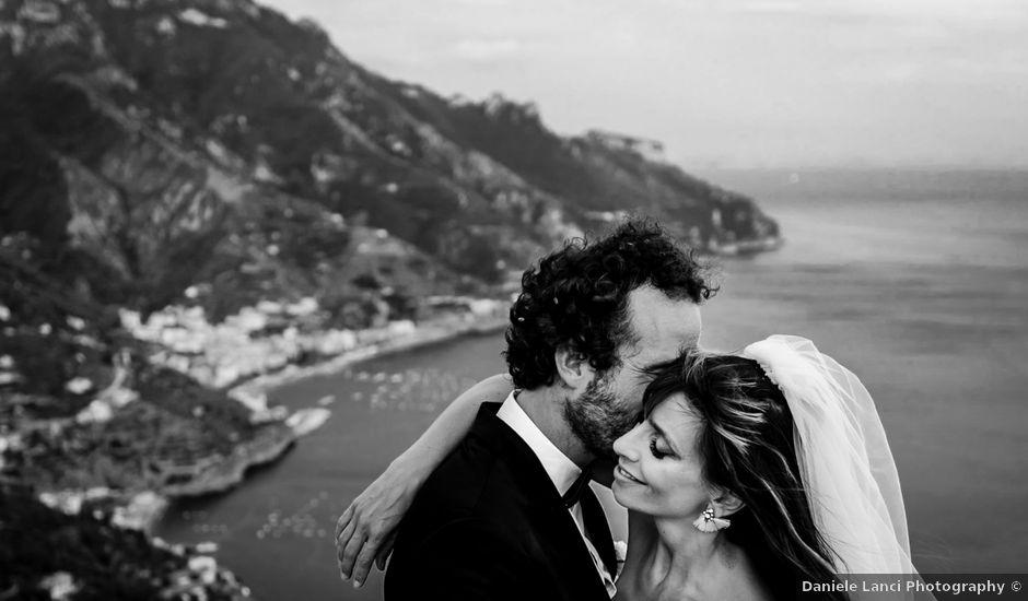 Il matrimonio di Cyril e Tania a Ravello, Salerno