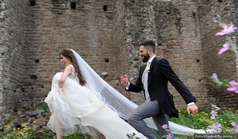 Il matrimonio di Paolo e Roberta a Roma, Roma