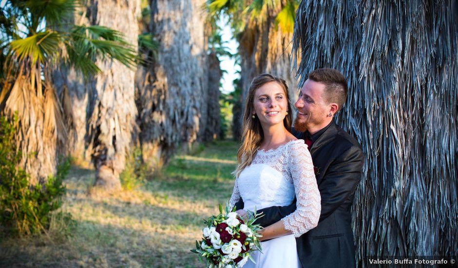 Il matrimonio di Emanuele e Teresa a San Vincenzo, Livorno
