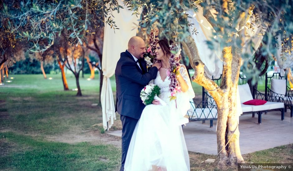 Il matrimonio di Enzo e Imma a Volla, Napoli