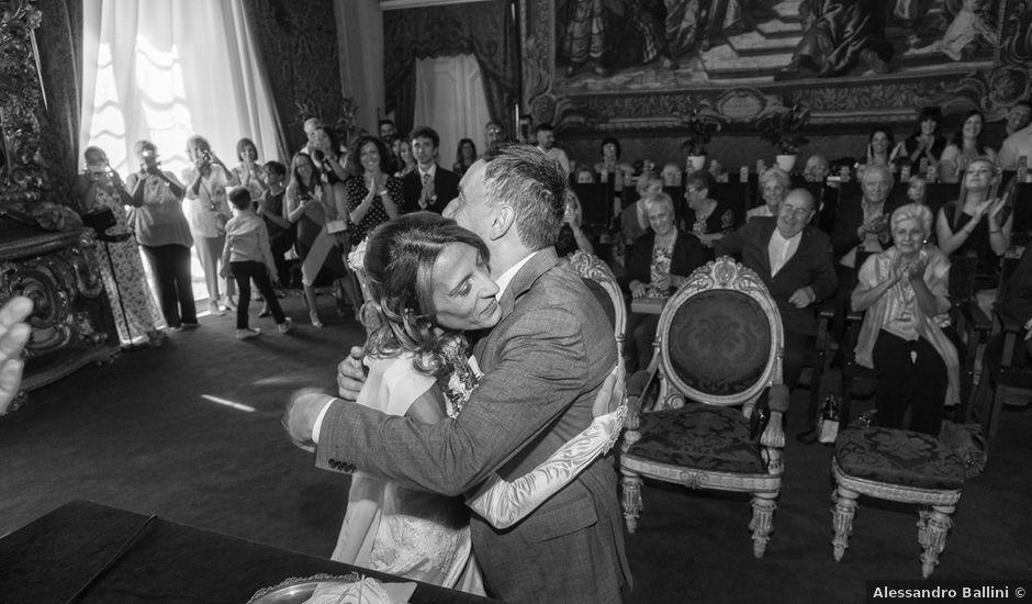 Il matrimonio di Alessio e Annalisa a Firenze, Firenze