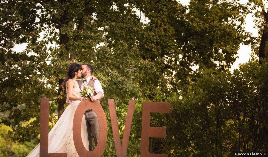 Il matrimonio di Sandro e Francesca a Invorio, Novara