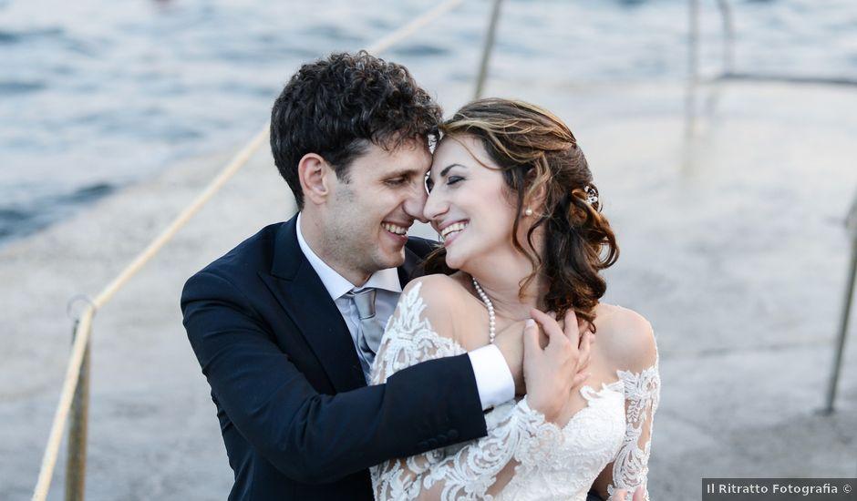Il matrimonio di Marianna e Salvatore a Napoli, Napoli