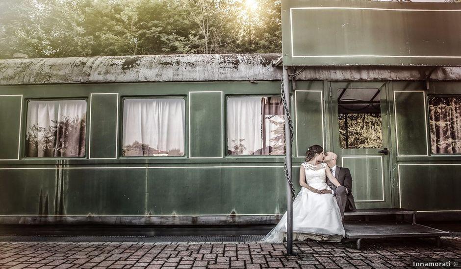 Il matrimonio di Andrea e Chiara a Brugherio, Monza e Brianza