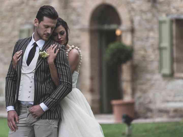 le nozze di Elisa e Genny