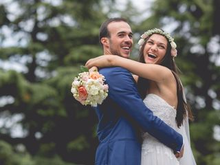 Le nozze di Maria Gloria e Andrea