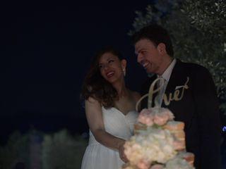 Le nozze di Ilenia e Gianluca