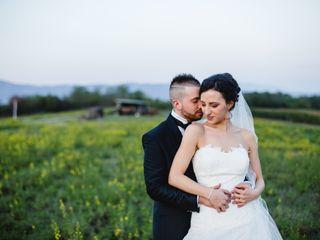 Le nozze di Cristina e Pierluigi