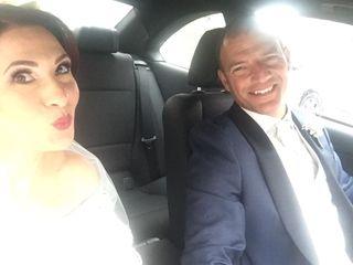 Le nozze di Claudia  e Flavio 1