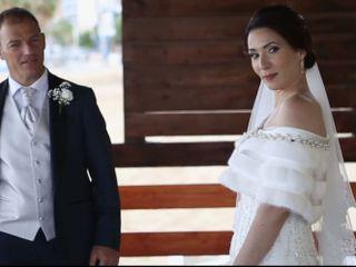 Le nozze di Claudia  e Flavio