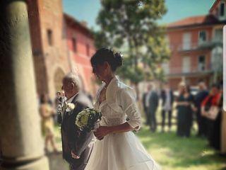 Le nozze di Debora Signorini e Massimo Orlandi 1
