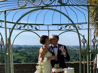 Le nozze di Debora Signorini e Massimo Orlandi 2
