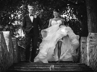 Le nozze di Debora Signorini e Massimo Orlandi
