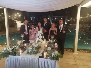 Le nozze di Vanessa e Rino