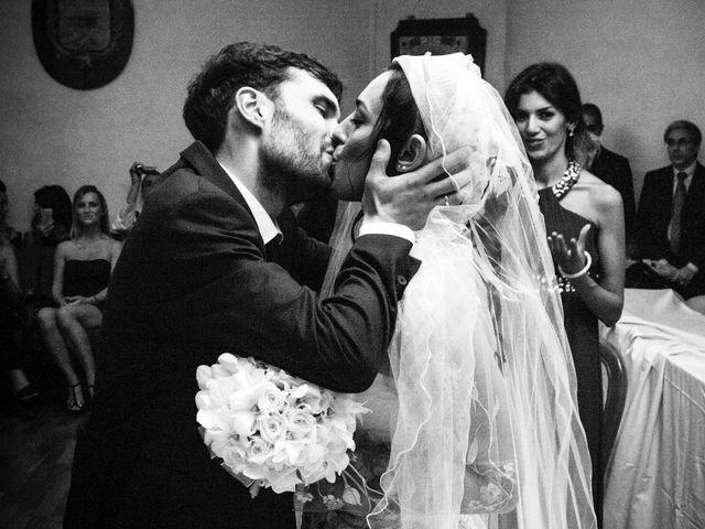 Le nozze di Luna e Daniele