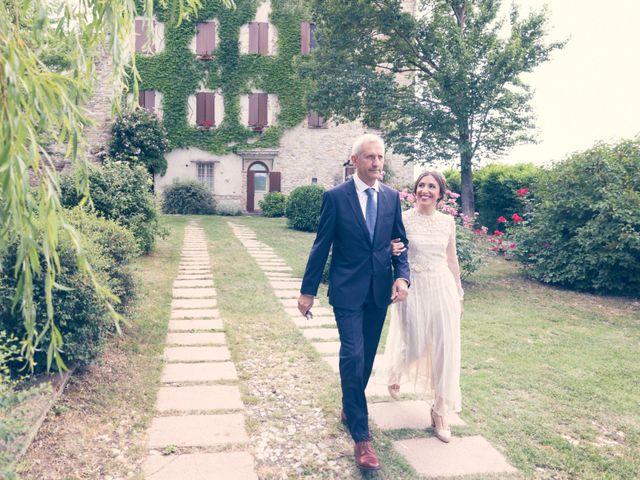 Il matrimonio di Luca e Serena a Rivergaro, Piacenza 7