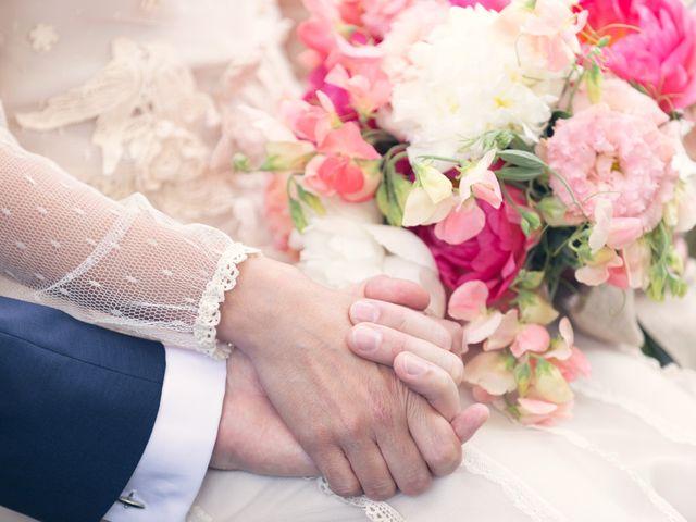 Il matrimonio di Luca e Serena a Rivergaro, Piacenza 13
