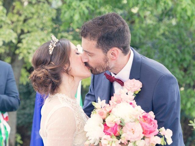 Il matrimonio di Luca e Serena a Rivergaro, Piacenza 14