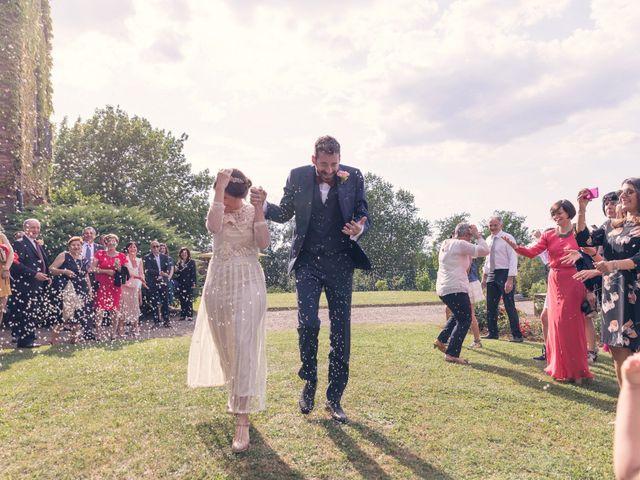 Il matrimonio di Luca e Serena a Rivergaro, Piacenza 15