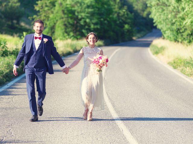 Il matrimonio di Luca e Serena a Rivergaro, Piacenza 18