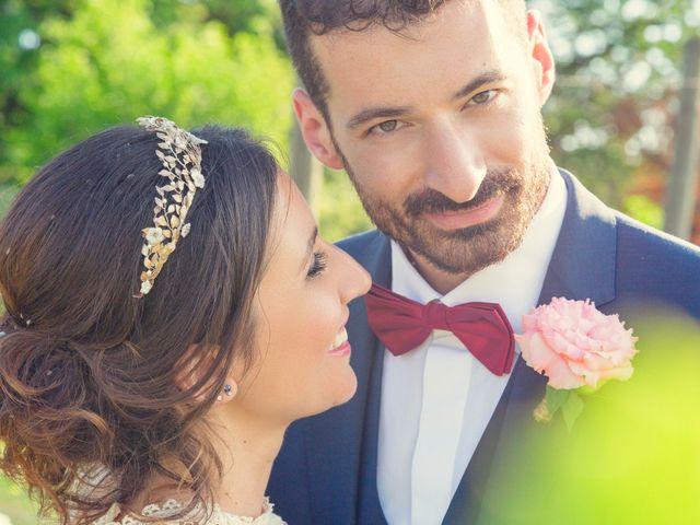 Il matrimonio di Luca e Serena a Rivergaro, Piacenza 19