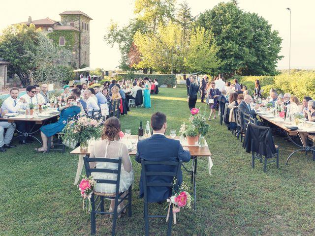 Il matrimonio di Luca e Serena a Rivergaro, Piacenza 20