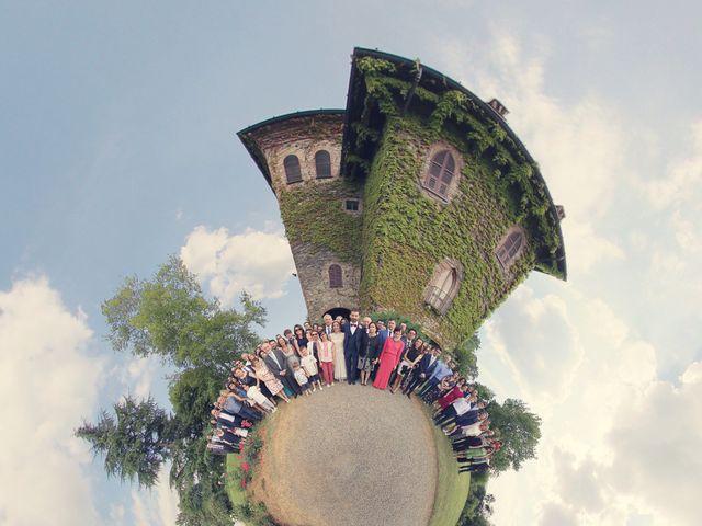 Il matrimonio di Luca e Serena a Rivergaro, Piacenza 21