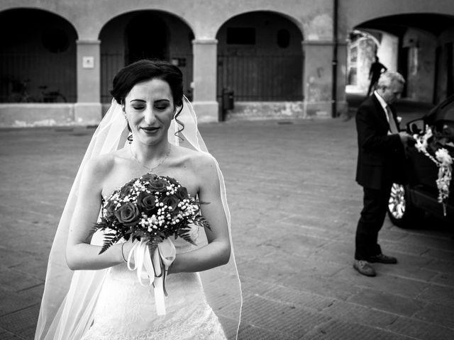 Il matrimonio di Pierluigi e Cristina a Arezzo, Arezzo 8