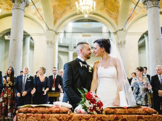 Il matrimonio di Pierluigi e Cristina a Arezzo, Arezzo 9