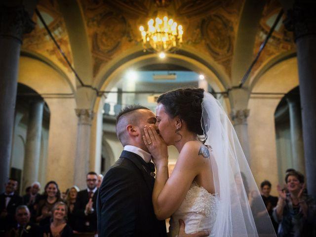 Il matrimonio di Pierluigi e Cristina a Arezzo, Arezzo 12