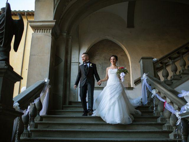 Il matrimonio di Pierluigi e Cristina a Arezzo, Arezzo 13