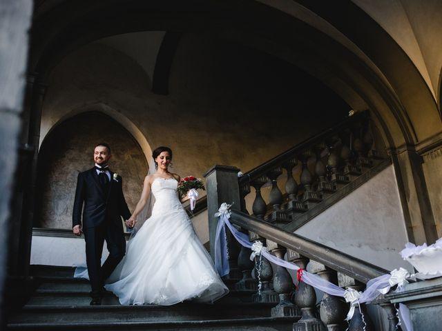 Il matrimonio di Pierluigi e Cristina a Arezzo, Arezzo 14