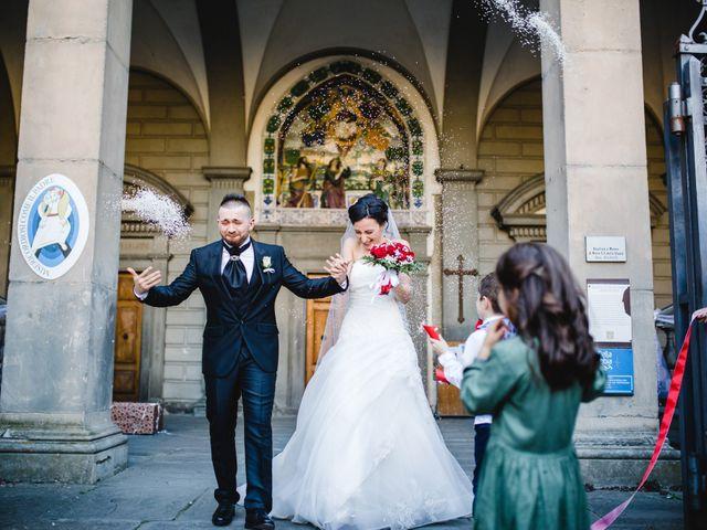 Il matrimonio di Pierluigi e Cristina a Arezzo, Arezzo 15