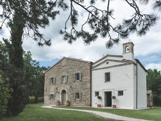Il matrimonio di Genny e Elisa a Apiro, Macerata 12